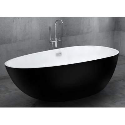 Отдельностоящая ванна ABBER AB9211B 170x85