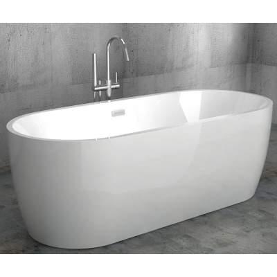 Акриловая гидромассажная ванна ABBER AB9219 E
