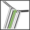 МАГНИТНЫЙ УПЛОТНИТЕЛЬ - обеспечивает герметичность кабины УПЛОТНИТЕЛИ устойчивые к изменениям температуры и влаги.